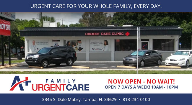 Tampa Walk-In Clinic